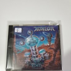 CDs de Música: AVALON ?– VISION EDEN, OMEGA RECORDS, 1998, TEMAS EN LA DESCRIPCIÓN.. Lote 214749472