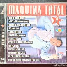 CDs de Música: MÁQUINA TOTAL 9. Lote 214758061