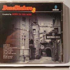 CDs de Música: CD/ BONESSHAKERD 3 / DOWN TO THE BONE/ MÚCICA ELECTRONICA (REF.M). Lote 214762400
