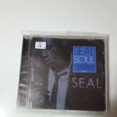 CDs de Música: SEAL -- SOUL, TEMAS EN LA DESCRIPCIÓN.. Lote 214763392