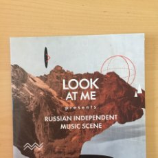 CDs de Música: LOOK AT ME PRESENTS RUSSIAN INDEPENDENT MUSIC SCENE.. Lote 214788570