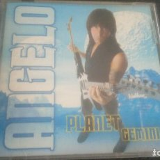 CDs de Música: MICHAEL ANGELO BATIO. PLANET GEMINI (1997). Lote 214815797