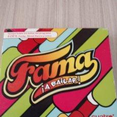 CDs de Música: 3 CD,S FAMA A BAILAR PROGRAMA TV.. Lote 214819931