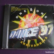 CDs de Musique: DANCE '97 - CD QUE MIK - ELECTRONICA TECHNO 90'S - HOUSE - CD SIN APENAS USO. Lote 214822796