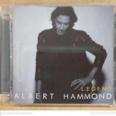 CDs de Música: ALBERT HAMMOND (LEGEND) 2 CD'S 2010. Lote 214827621