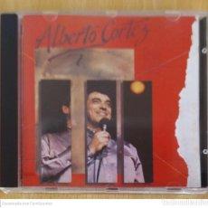 CDs de Música: ALBERTO CORTEZ (COINCIDENCIAS) CD 1990 MERCEDES SOSA, SERRAT, PACO DE LUCIA, SUSANA RINALDI.... Lote 214835328