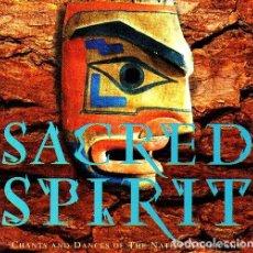 CDs de Música: SACRED SPIRIT. MUSICA NATIVOS AMERICANOS. CD. Lote 214855923