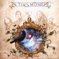 CDs de Música: IN THIS MOMENT THE DREAM CD NUEVO PRECINTADO 2008 LACUNA COIL TARJA EVANESCENCE WITHIN TEMPTATION. Lote 214861573