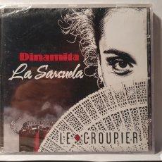 CDs de Música: CD/ DINAMITA/ LA SARSUELA / LE CROUPIER/CD NUEVO PRECINTADO (REF.M.5). Lote 214918018