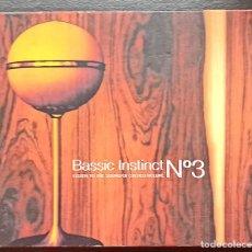 CDs de Música: BASSIC INSTINCT Nº3. Lote 214932788