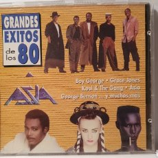 CDs de Música: CD/ GRANDES EXITOS DE LOS 80/ (REF.M.6 ). Lote 214949728