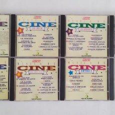 CDs de Musique: CD'S MÚSICA DE CINE. Lote 214952882