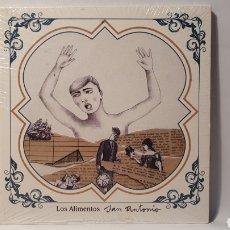 CDs de Música: CD/ SAN ANTONIO/ LOS ALIMENTOS/ CD NUEVO PRECINTADO/(REF.M.7). Lote 214978855