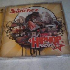 CDs de Música: ACCION SANCHEZ – HIP HOP CLASSICS VOL. 1 DOBLE CD RAP HIP HOP DJ DE SFDK. Lote 215016861