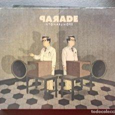 CDs de Música: PARADE: INTONARUMORE. Lote 215032652