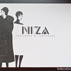 CDs de Música: NIZA: CANCIONES DE TEMPORADA. Lote 215037947