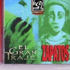 CDs de Música: EL GRAN TRAJE + ZAPATOS. Lote 251727380