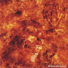 CDs de Música: SABATAN - FIRE ANGEL. Lote 215058921