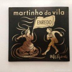 CDs de Música: MARTINHO DA VILA – ENREDO BRASIL 2014. Lote 215064163