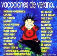 CDs de Música: VACACIONES DE VERANO… VARIOS. Lote 215084553