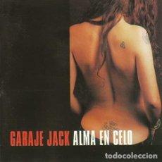 CDs de Música: GARAJE JACK - ALMA EN EL CELO. Lote 215087762