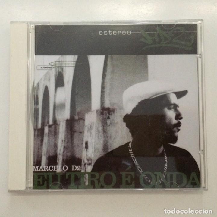 MARCELO D2 – EU TIRO É ONDA BRASIL 1998 (Música - CD's Hip hop)
