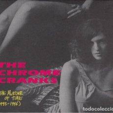 CDs de Música: THE CHROME CRANKS - THE MURDER OF TIME 1993-1996. Lote 215120463