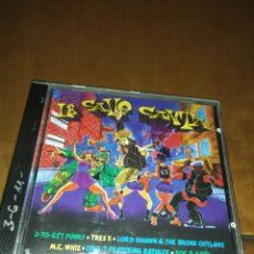 CDs de Música: LA CALLE CANTA CD 1995 HIP HOP, LATIN, SALSA, BREAKS, REGGAETON, GARAGE HOUSE. Lote 215124066