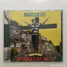 CDs de Música: MARCELO D2 – CANTA BEZERRA DA SILVA BRASIL 2010. Lote 215140383