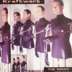 CDs de Musique: CD ALBUM , KRAFTWERK , THE REMIX. Lote 215147975