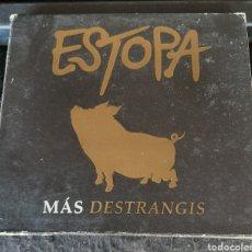 CDs de Música: ESTOPA - MÁS DESTRANGIS.. Lote 215153320