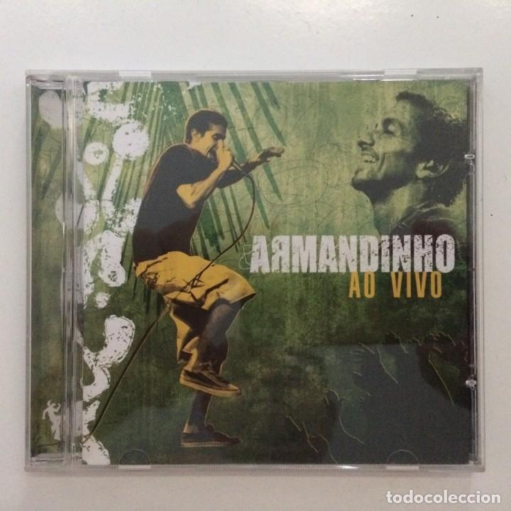 ARMANDINHO – AO VIVO BRASIL 2006 (Música - CD's Reggae)