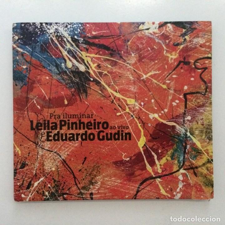 LEILA PINHEIRO E EDUARDO GUDIN – PRA ILUMINAR BRASIL 2009 (Música - CD's Jazz, Blues, Soul y Gospel)