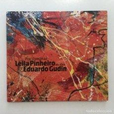 CDs de Música: LEILA PINHEIRO E EDUARDO GUDIN – PRA ILUMINAR BRASIL 2009. Lote 215155950