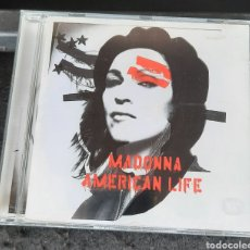CDs de Música: MADONNA -.AMERICAN LIFE. Lote 215158036