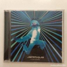 CDs de Música: JAMIROQUAI – A FUNK ODYSSEY EUROPE 2001. Lote 215159987