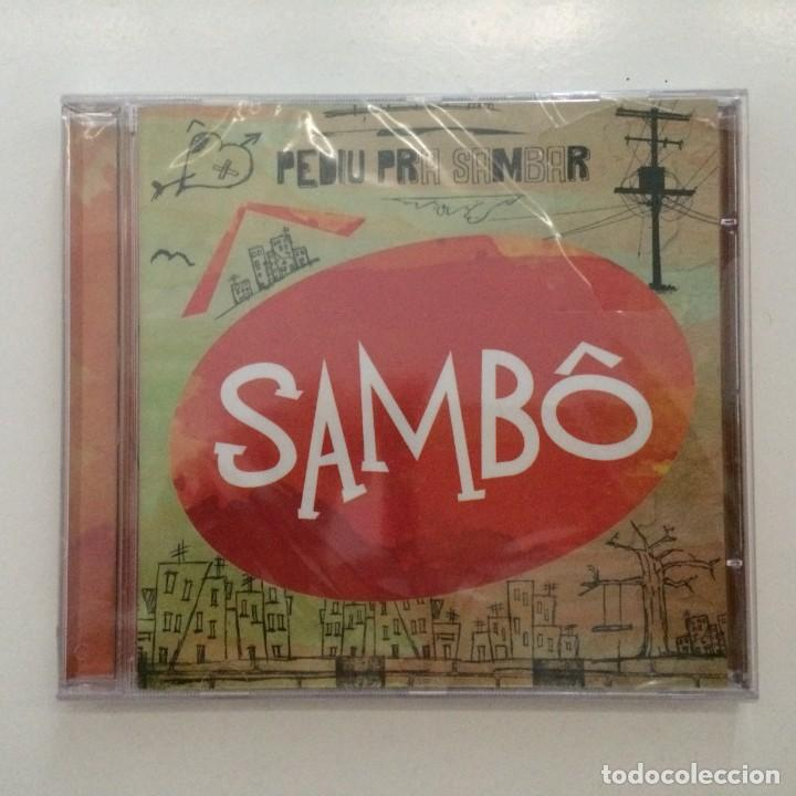 SAMBÔ – PEDIU PRA SAMBAR SAMBÔ BRASIL 2015 (Música - CD's Latina)