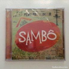 CDs de Música: SAMBÔ – PEDIU PRA SAMBAR SAMBÔ BRASIL 2015. Lote 215160290