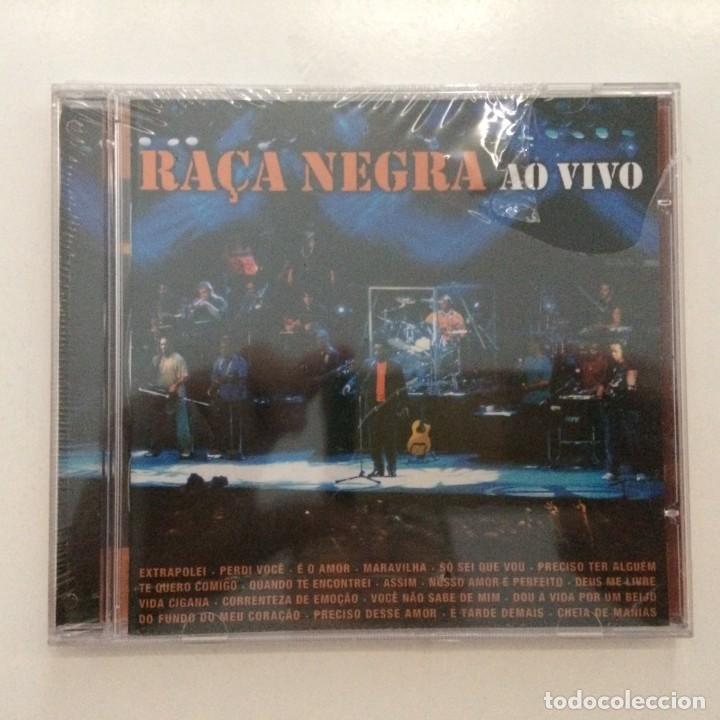 RAÇA NEGRA – AO VIVO BRASIL 2004 (Música - CD's Latina)