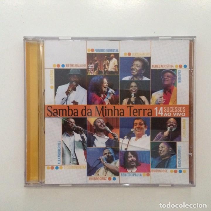VARIOUS – SAMBA DA MINHA TERRA BRASIL 2011 (Música - CD's Latina)