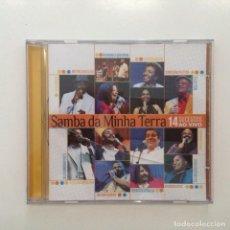 CDs de Música: VARIOUS – SAMBA DA MINHA TERRA BRASIL 2011. Lote 215161175