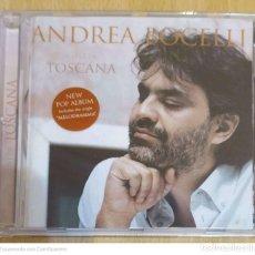 CDs de Música: ANDREA BOCELLI (CIELI DI TOSCANA) CD 2001. Lote 215176010