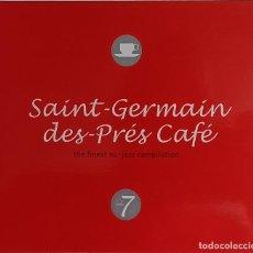 CDs de Música: SAINT-GERMAIN DES-PRESS CAFÉ 7. Lote 215176105