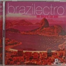 CDs de Música: BRAZILECTRO: LATIN FLAVORED CLUB TUNES. Lote 215178072