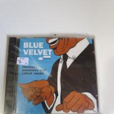 CDs de Música: BLUE VELVET - CROONERS, SWOONERS AND VELVET VOCALS, BLUE NOTE,7243 5 21153 2 7, TEMAS EN DESCRIPCIÓN. Lote 215181863