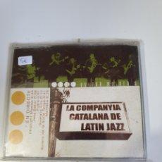 CDs de Música: LA COMPANYIA CATALANA DE LATIN JAZZ.. Lote 215182685