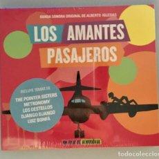 CD de Música: LOS AMANTES PASAJEROS - PEDRO ALMODÓVAR - BSO DE LA PELÍCULA - PRECINTADO. Lote 215187981