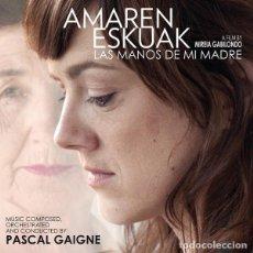 CDs de Musique: AMAREN ESKUAK - PASCAL GAIGNE. Lote 209275240