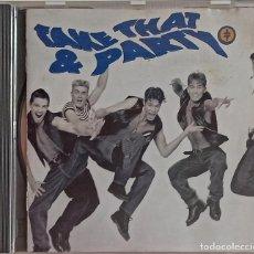 CDs de Música: TAKE THAT: TAKE THAT & PARTY. Lote 215197468