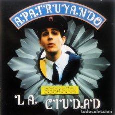 CDs de Música: APATRUYANDO LA CIUDAD - SERGIO PEREIRA - BSO. Lote 193390725